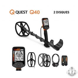 Quest Q40 pack 2 disques